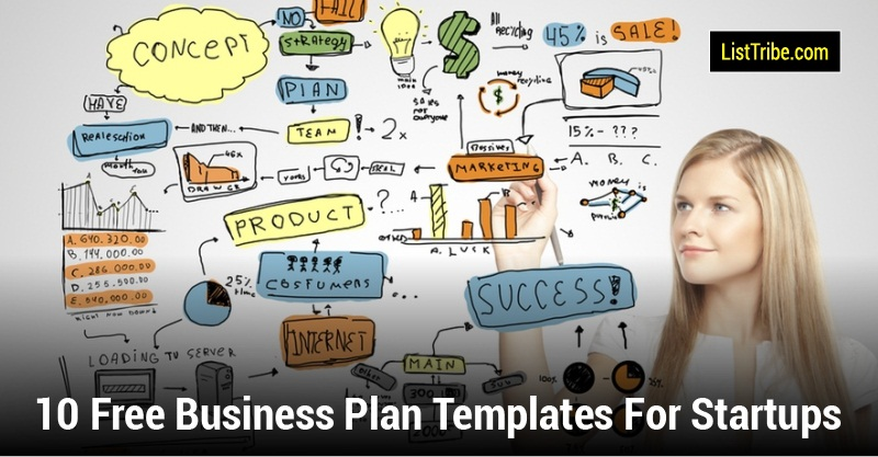 10 free business plan templates for startups wisetoast cheaphphosting Image collections