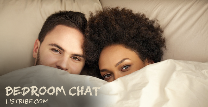 Bedroom Chat Long Distance Relationship
