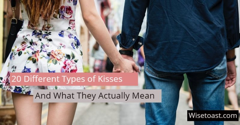 Different Types of Kisses