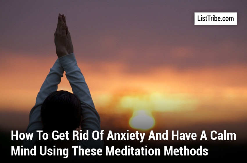 how to get your mind off anxiety