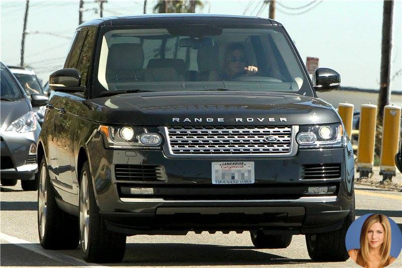 Jennifer Aniston Cars