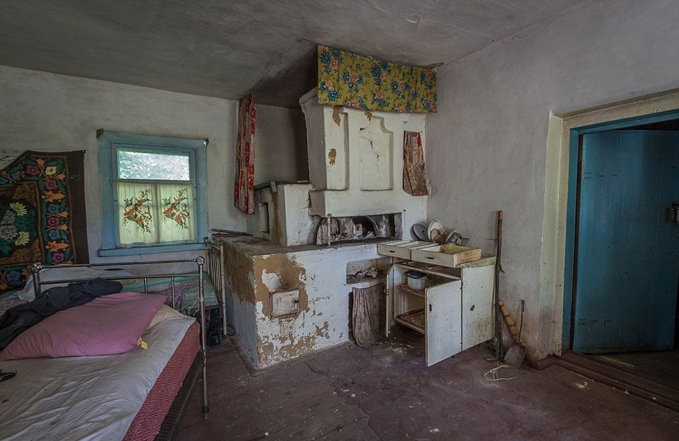 Pripyat Ukraine peoples possessions