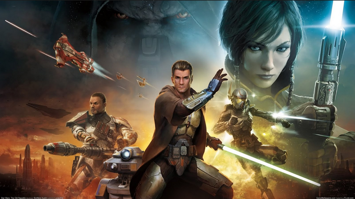 Star Wars The Old Republic video game