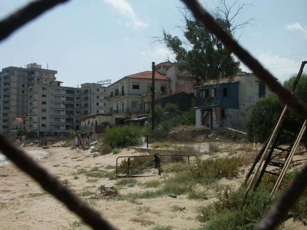 Varosha Cyprus messed up