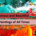 Famous beautiful paintings