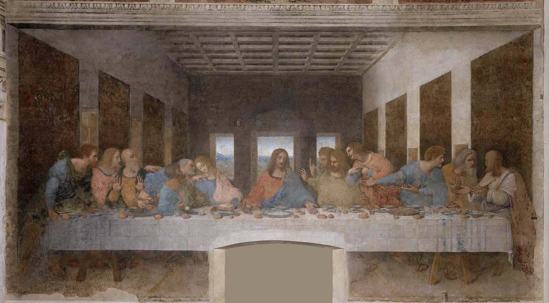 the last supper mary magdalene painting