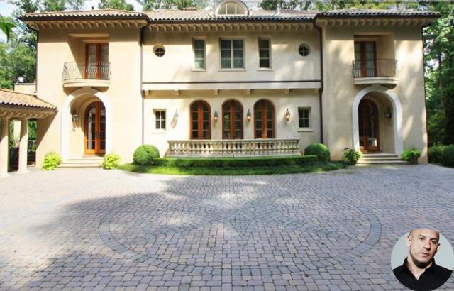 Vin Diesel House