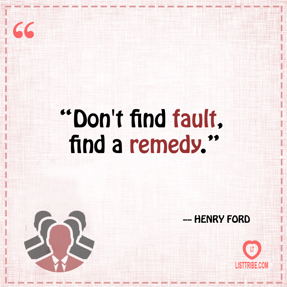henry ford's quote regarding the Leadership.