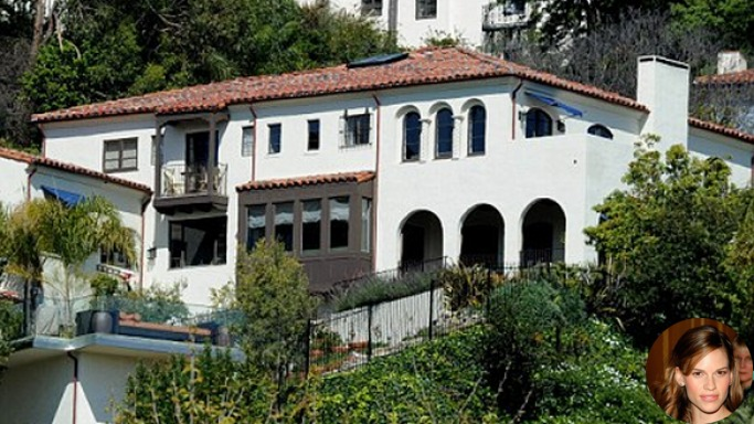 Hilary Swank House