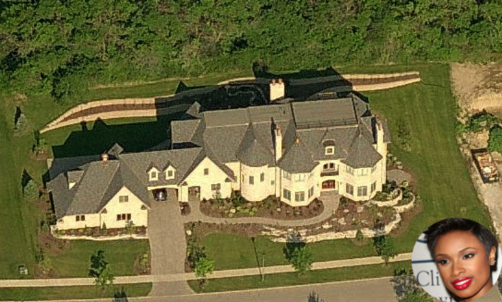 Jennifer Hudson House