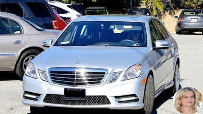 Reese Witherspoon Cars