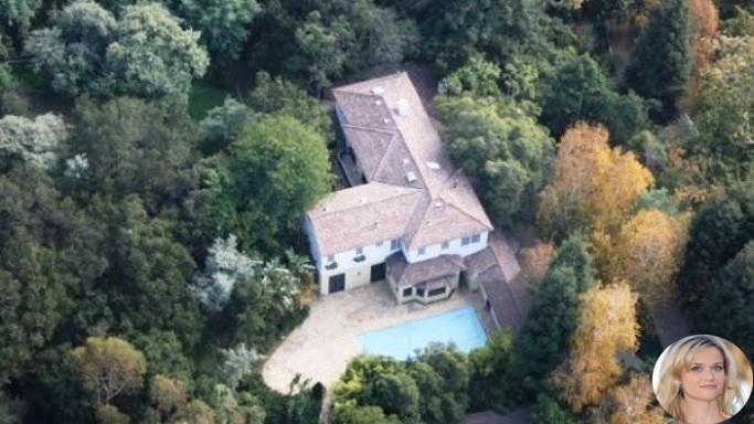 Reese Witherspoon Home