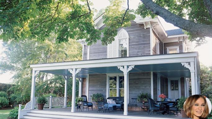 Sarah Jessica Parker Home