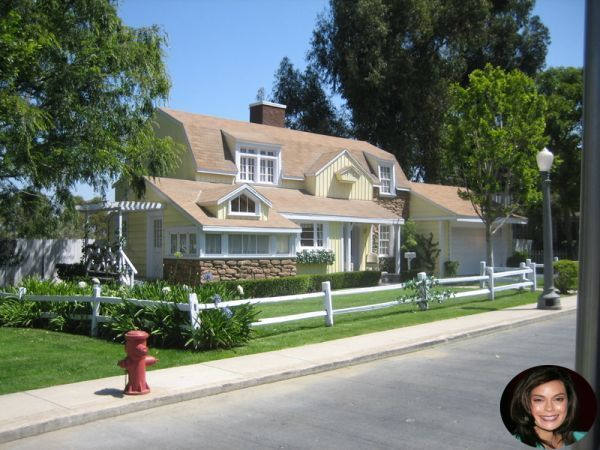 Teri Hatcher House