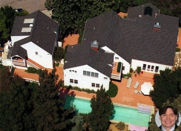 Mike Myers House