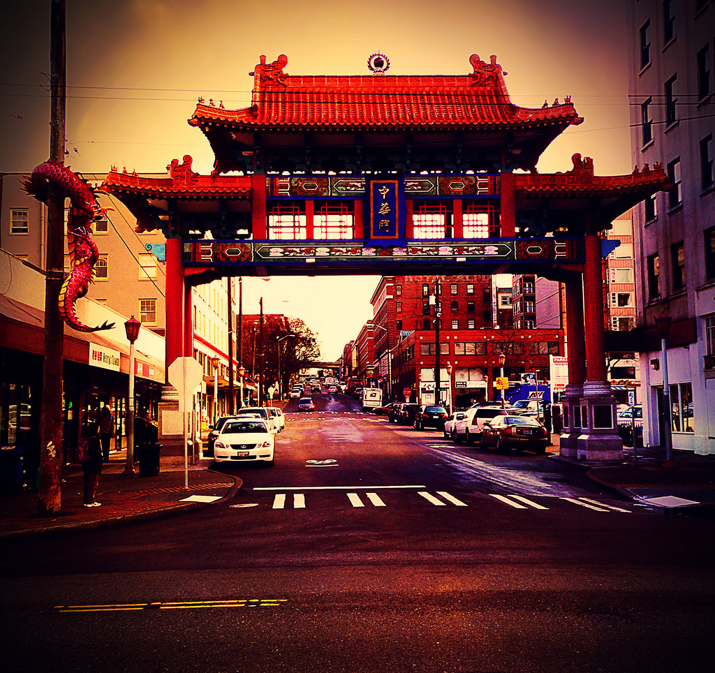 seatle china town